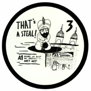 Various - Thats A Steal #3 - TAS003 - THAT'S A STEAL