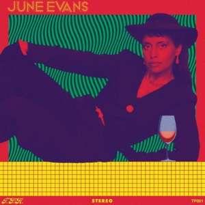 June Evans - June Evans - TPR001 - TAMBOURINE PARTY