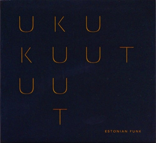 Uku Kuut - Estonian Funk Digipak Cd - UKU-EFCD - BIG TREE RECORDS