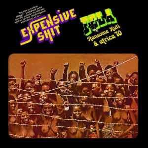 Fela Kuti - Expensive Shit - 5051083081771 - KNITTING FACTORY RECORDS