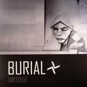Burial - Untrue - HDBLP002 - HYPERDUB