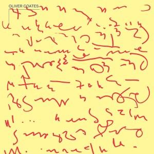 Oliver Coates - Shelley's On Zenn La - RVNGNL43 - RVNG INTL