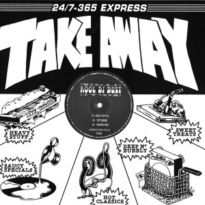 Kool Dj Dust - Healthy Edits - TA006T - TAKE AWAY