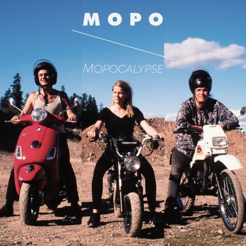 Mopo - Mopocalypse - WJCD07 - WE JAZZ