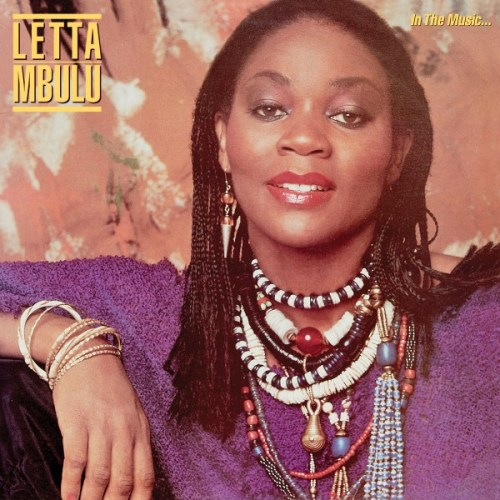 Letta Mbulu - In The Music......The Village Never Ends - BEWITH006LP - BE WITH RECORDS