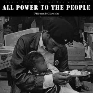 Marc Mac - All Power To The People - OMNIVLP06 - OMNIVERSE