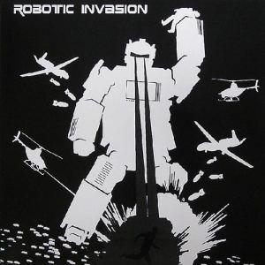 Franck Sarrio - Robotic Invasion - RM002 - RADIO MARS