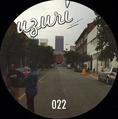 Old Shady Grady/The Neighborhood Character - The wildnerness sessions Part 2 - Uzuri022 - UZURI