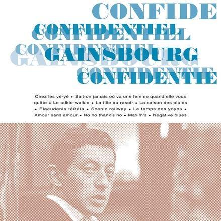 Serge Gainsbourg - Confidentiel - RUM2011148 - RUMBLE