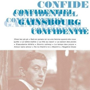 Serge Gainsbourg - Confidentiel - RUM2011148 - RUMBLE