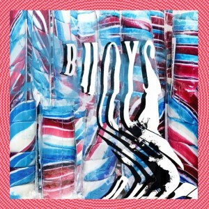 Panda Bear - Buoys Limited Red Marble - WIGLP399X - DOMINO