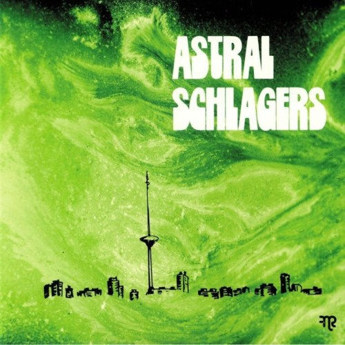 Misha Panfilov Sound Combo - Astral Schlagers: The Singles Collection 2015-2018 - FNR-112 - FUNK NIGHT RECORDS