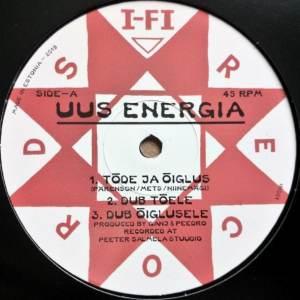 Uus Energia - Tõde ja Õiglus - IR001 - I-FI