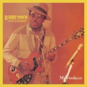 Harry Mosco - Peace & Harmony - ISLELP004 - ISLE OF JURA RECORDS