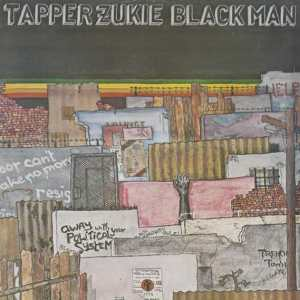 Tapper Zukie - Black Man - KSLP78 - KINGSTON SOUNDS