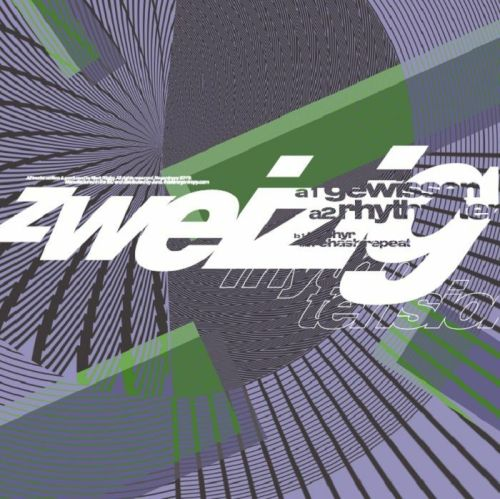 Zweizig - Rhythm Tension - NGY02 - NEGENTROPY