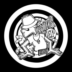 Bay B Kane - Hustlers EP - SOT003 - STAY ON TARGET