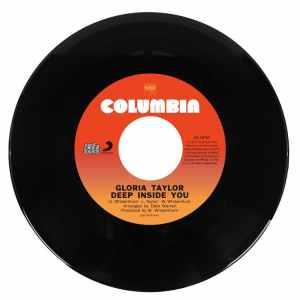 Gloria Ann Taylor - Deep Inside Of You - NSD84 - NATURE SOUNDS