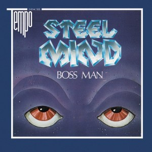Steel Mind - Boss Man - TD001 - TEMPO DISCHI