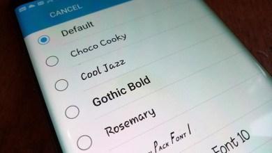 Photo of Cara tukar Font bagi Android (Mudah & Tanpa root)