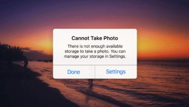 Photo of Storan Penuh? 3 Cara Mujarab Menjimatkan Storan Telefon Dari Gambar