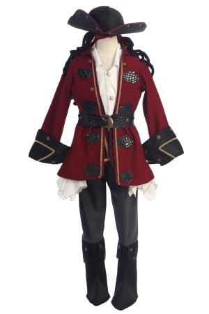 Wholesale pirate costume
