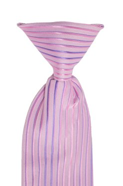 clip tie striped
