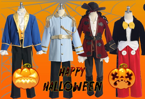 BOY COSTUMES FOR HALLOWEEN