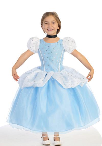 princess Cinderella costume for girls