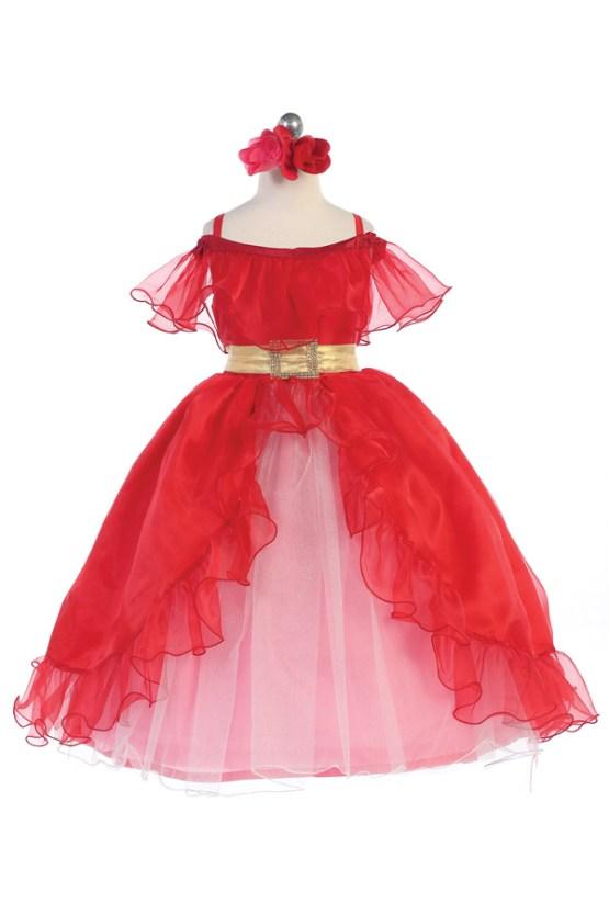princess Elena of Avalor costume dress