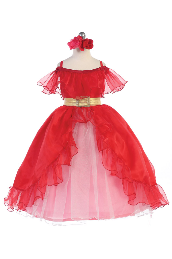 princess Elena of Avalor costume dress