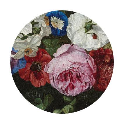 sluitzegel bloemen