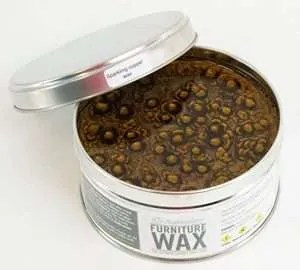 Autentico sparkling copper wax