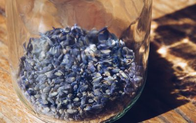 Infused Honing Recept met Lavendel