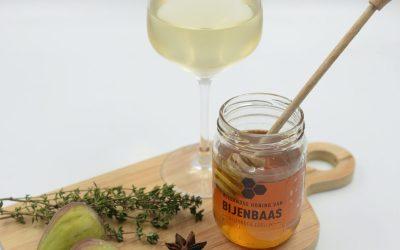 Bijenbaas borreltijd wijncocktail