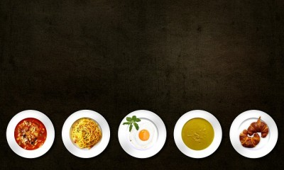 食事からとるコラーゲン