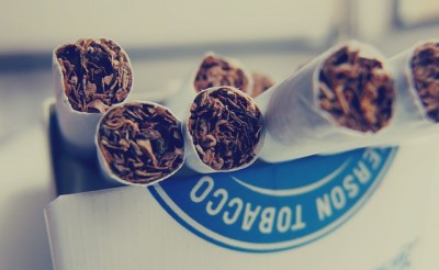 乾燥肌にNGな5つの生活習慣、たばこ