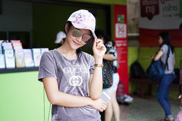 アンチエイジング,笑顔
