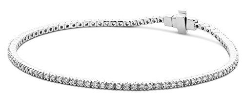 Miore-Bracelet-Femme-Or-blanc-3751000-9-carats-52-gr-Diamant-1-cts-0