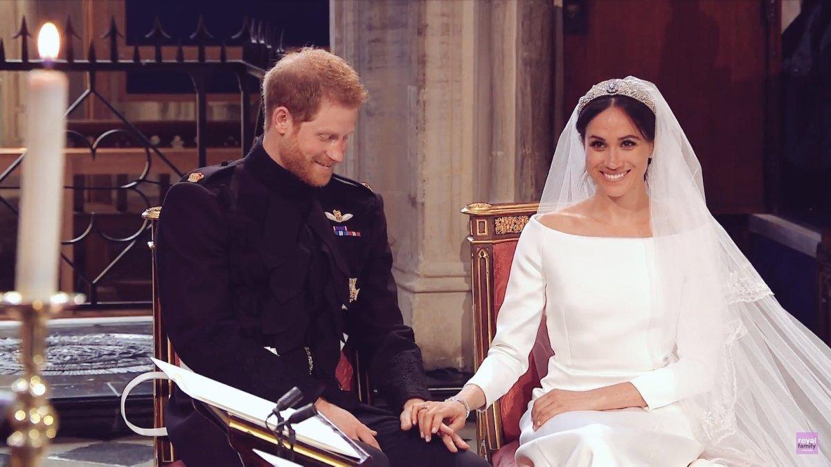 Mariage Princier et les bagues de mariage pour Meghan Markle et le Prince Harry
