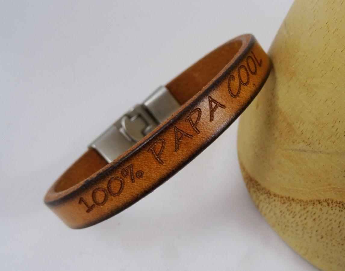 Bracelet Cuir Pour Homme Personnalisable Bijoux La Mode