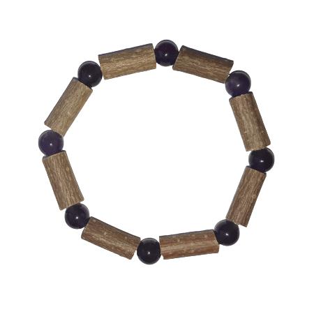 Bracelet Simple Améthyste