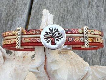 Bracelet arbre de vie rétro