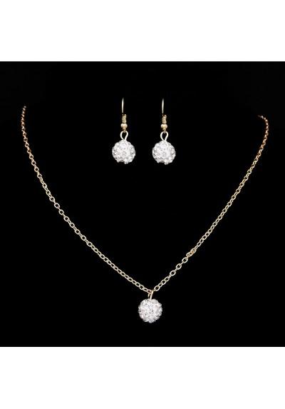 parure bijoux shamballa
