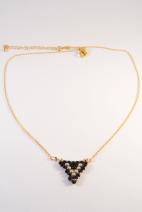 collier dore peyote noir 2 (Copier)