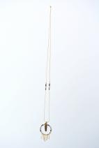 sautoir creole plume (Copier)