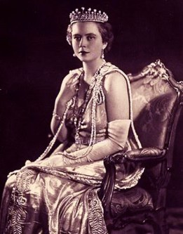 Duchess Lydia of Savoy-Genoa, duchess of Pistoia