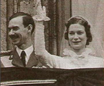 1953 04 09 Mariage GDH Jean de L & Joséphine-Charlotte de B 3