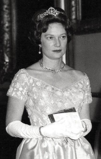 1960 12 13 Banquet du gouvernement, mariage de Baudouin et Fabiola