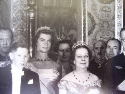 1958 04 16 18ans Margrethe de Danemark 2
